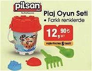 Pilsan Plaj Oyun Seti image