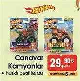 Hot Wheels Canavar Kamyonlar image
