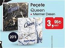 Queen Peçete 20'li image