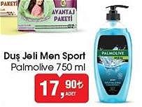Palmolive Duş Jeli Men Sport 750 ml image