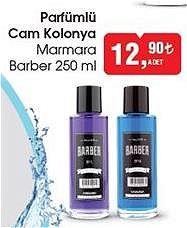 Marmara Barber Parfümlü Cam Kolonya 250 ml image