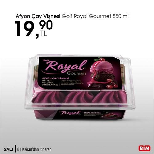 Golf Royal Gourmet Çay Vişnesi 850 ml image