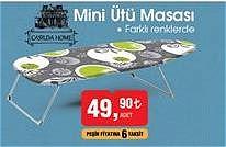 Casilda Home Mini Ütü Masası image