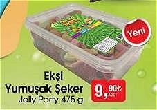 Jelly Party Ekşi Yumuşak Şeker 475 g image