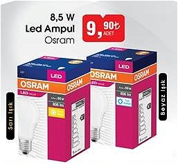 Osram 8,5 W Led Ampul image