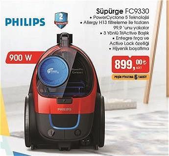 Philips FC9330 Süpürge 900 W image