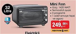 Kumtel Mini Fırın 1420 W image