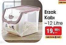 Erzak Kabı 12 litre image