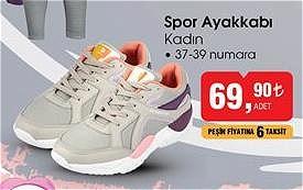 Letoon Spor Ayakkabı Kadın image