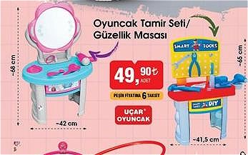 Oyuncak Tamir Seti/Güzellik Masası image