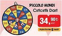 Piccolo Mondi Cırtcırtlı Dart image