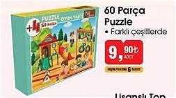 60 Parça Puzzle image