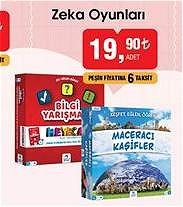Zeka Oyunları/Adet image