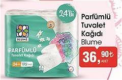 Blume Parfümlü Tuvalet Kağıdı 24'lü image