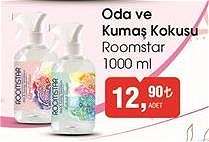 Roomstar Oda ve Kumaş Kokusu 1000 ml image