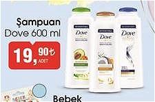 Dove Şampuan 600 ml image