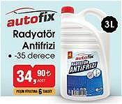 Autofix Radyatör Antifrizi -35 derece image
