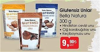 Bella Natura Glutensiz Unlar 300 g image