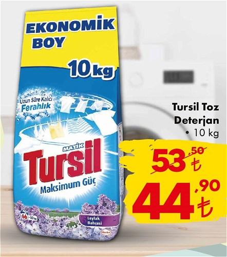 Tursil Toz Deterjan 10 kg image