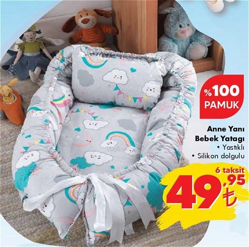Anne Yanı Bebek Yatağı image