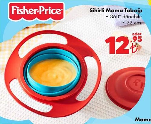 Fisher Price Sihirli Mama Tabağı image