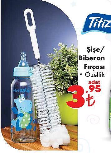 Titiz Şişe/Biberon Fırçası image