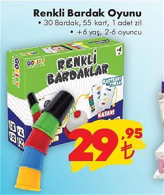 Gokidy Renkli Bardak Oyunu image