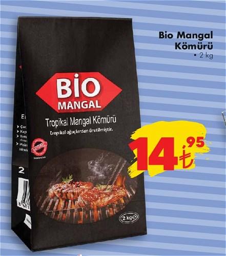 Bio Mangal Kömürü 2 kg image