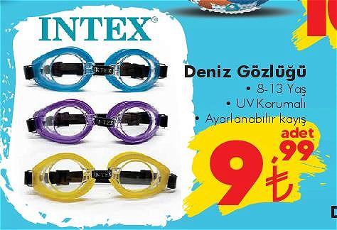 Intex Deniz Gözlüğü  image