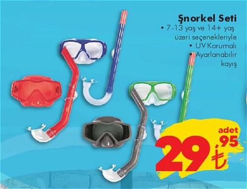 Bestway Şnorkel Seti image