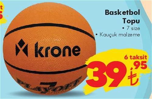 Krone Basketbol Topu 7 Size image