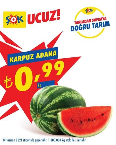 Karpuz Adana kg image