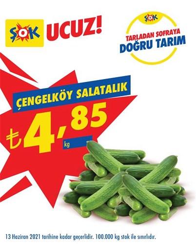 Çengelköy Salatalık kg image