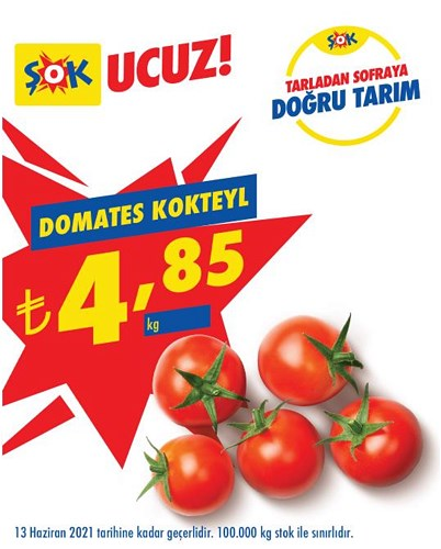 Domates Kokteyl kg image
