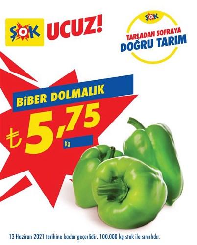 Biber Dolmalık kg image
