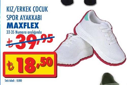 Maxflex Kız/Erkek Çocuk Spor Ayakkabı image