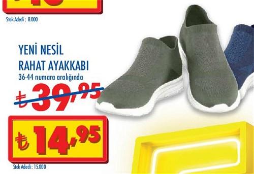 Yeni Nesil Rahat Ayakkabı image