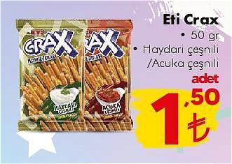 Eti Crax 50 gr image