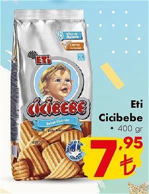 Eti Cicibebe 400 gr image
