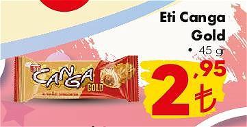 Eti Canga Gold 45 gr image