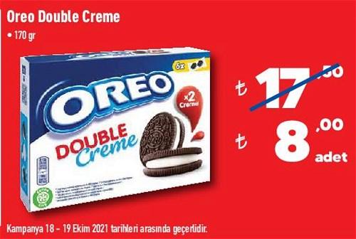Oreo Double Creme 170 g image