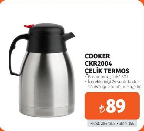 Cooker CKR2004 Çelik Termos image