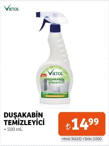Vietol Duşakabin Temizleyici 500 ml image