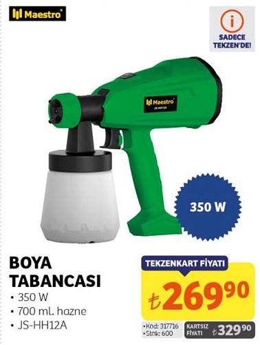 Maestro Boya Tabancası 350 W JS-HH12A image