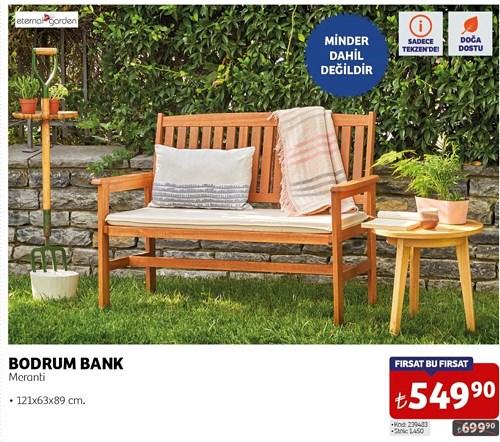 Eternal Garden Bodrum Bank Meranti image