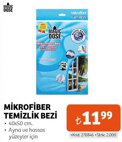 Magic Dose Mikrofiber Temizlik Bezi 40x50 cm image