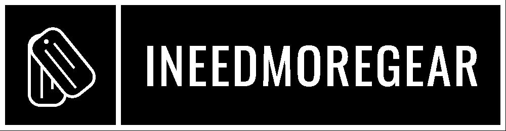 iNeedMoreGear Logo