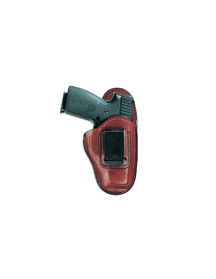 Bianchi 100 Professional Belt Holster Right Hand Tan Glk 26 27 Leather 19232