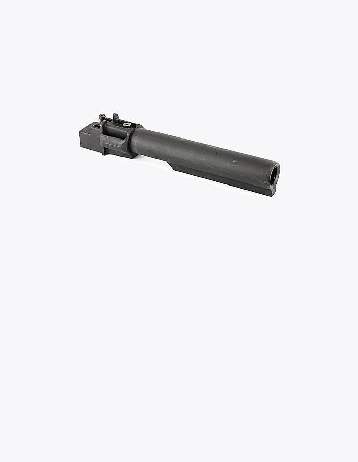 Command Arms CAA AK47 Polymer AR-15 Stock Adapter For Stamped AK Style  Rifles (AAKTSP)