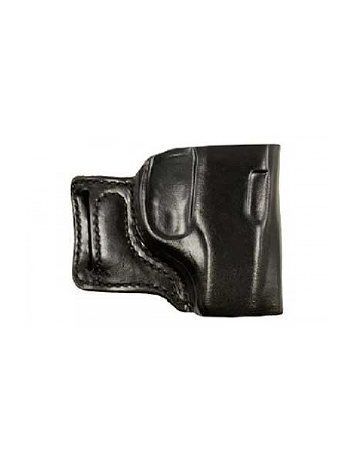 Desantis 115 E-GAT Slide Belt Holster Right Hand Black Kahr  PM9,PM40,MK9,MK40 Leather